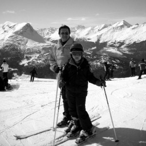 Fathers Issues - Rather be Skiing