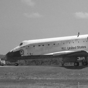 Science - One of the last Space Shuttle Landing