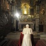 """""""Habe nicht mehr genug Kraft"""" Papst Benedikt XVI. tritt am 28. Februar zurück"""