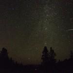 Ursids Meteor Shower Peaks On December 21, 2013