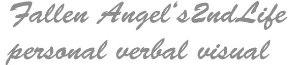 fallenAngel's 2nd life
