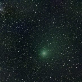 Hunting for Comet 46P/Wirtanen